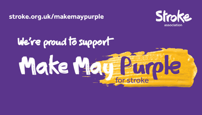 stroke may awareness logo