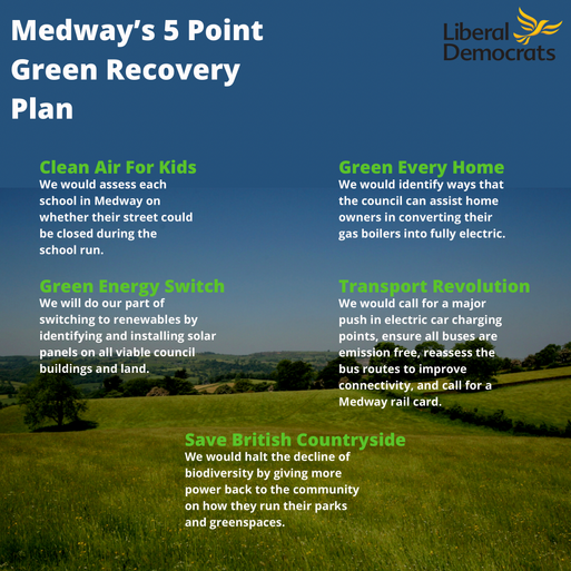 medway 5 point plan